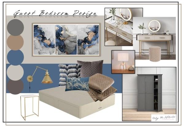 Guest bedroom design 5