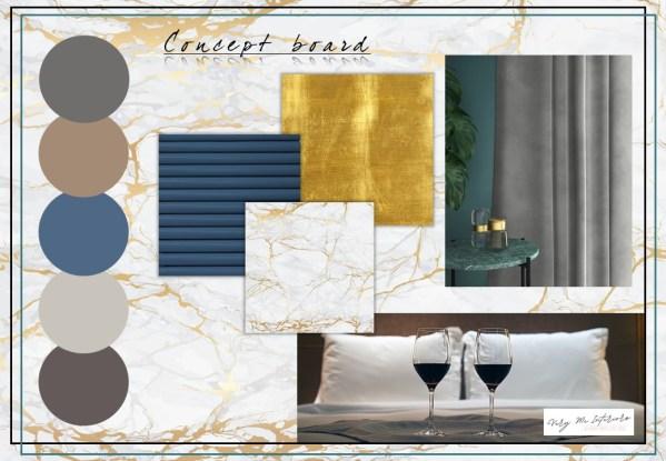 Guest bedroom design 6