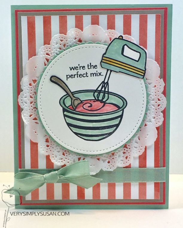 Perfect Mix, STAMPIN' UP!