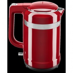 Kitchen Aid Professional Distressed Black Cabinets 水壶设计系列5kek1565 Eer 红色厨房援助帝国1 5 升 厨房援助专业