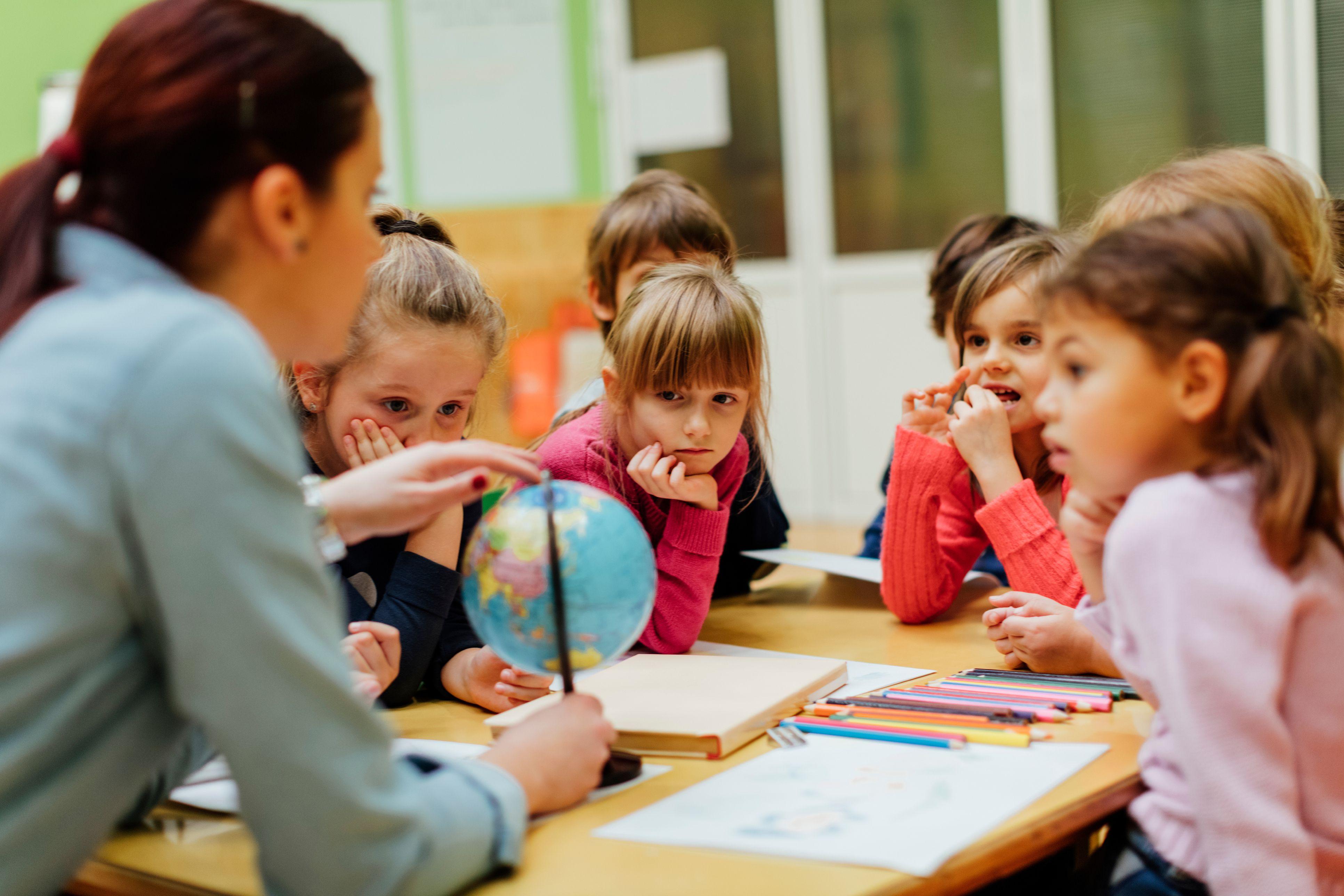 Signs Of Kindergarten Readiness