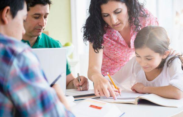 Parent Involvement Benefits Kids
