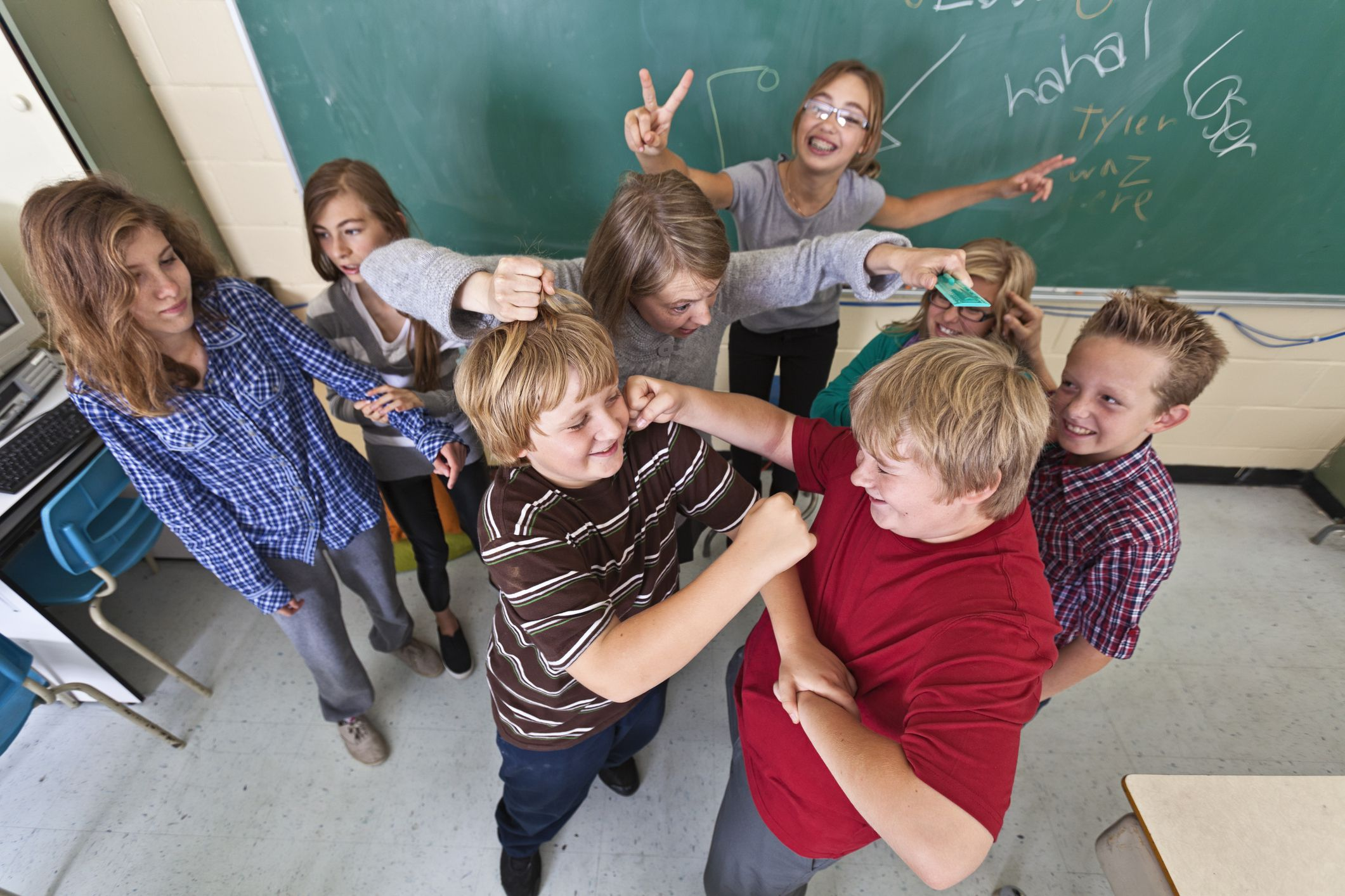 What To Do When Your Child Gets A Bad Teacher