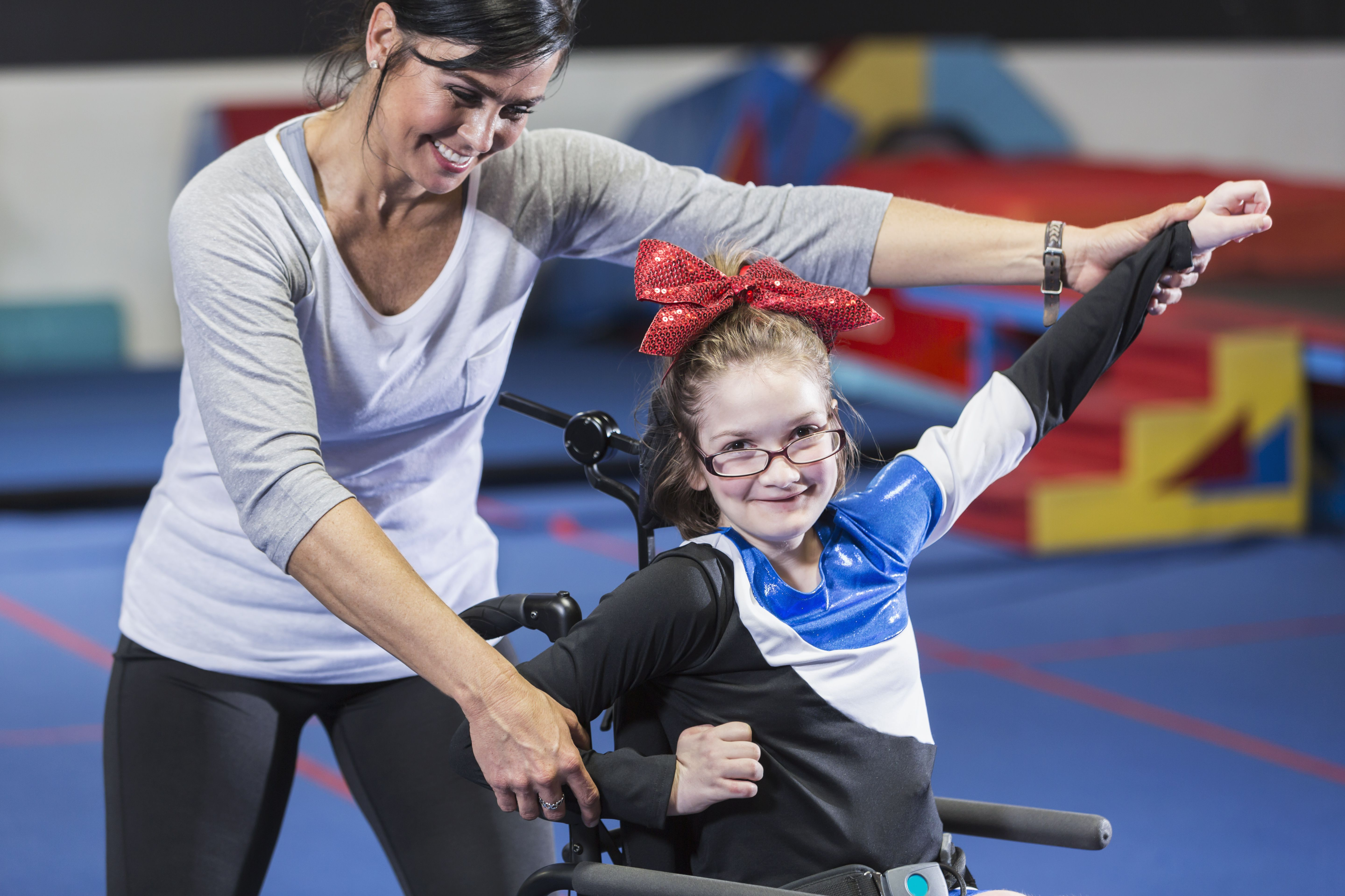 Sports For Children With Disabilities