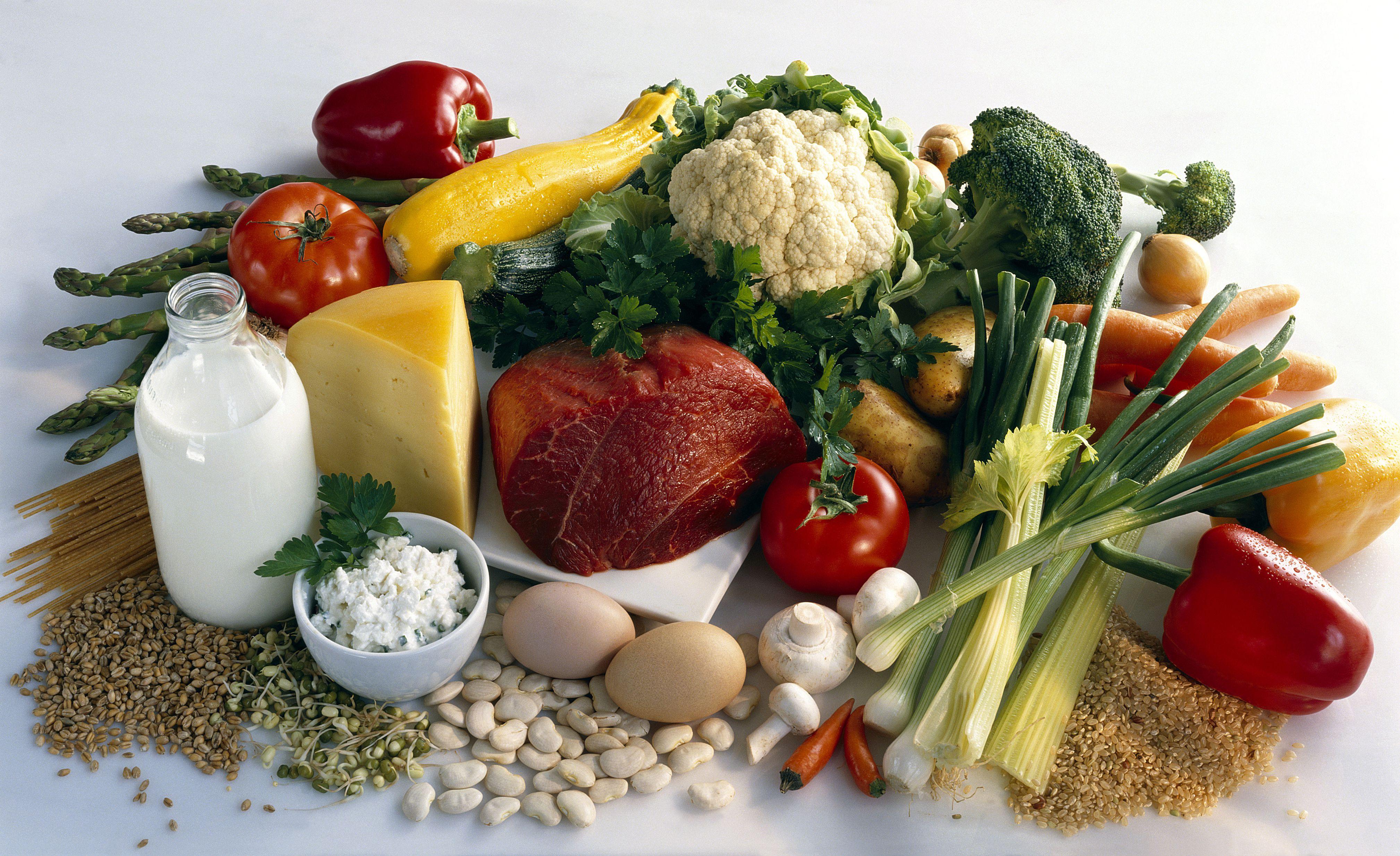 Understanding The Five Food Groups For Kids