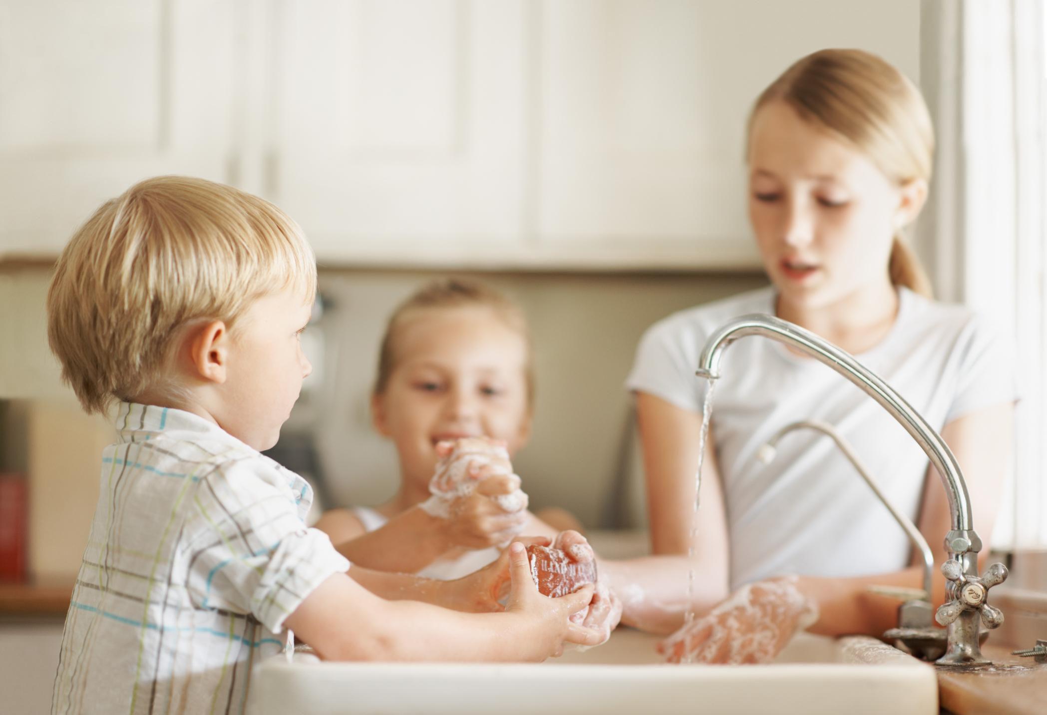 Best Personal Hygiene Habit To Teach Kids