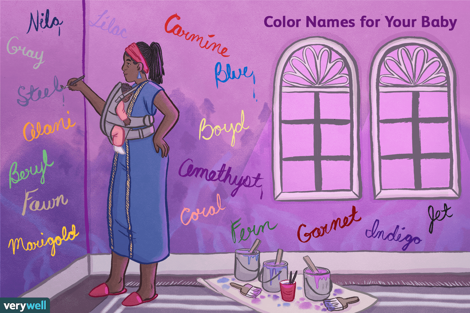 Meanings And Bible Girl Baby Names