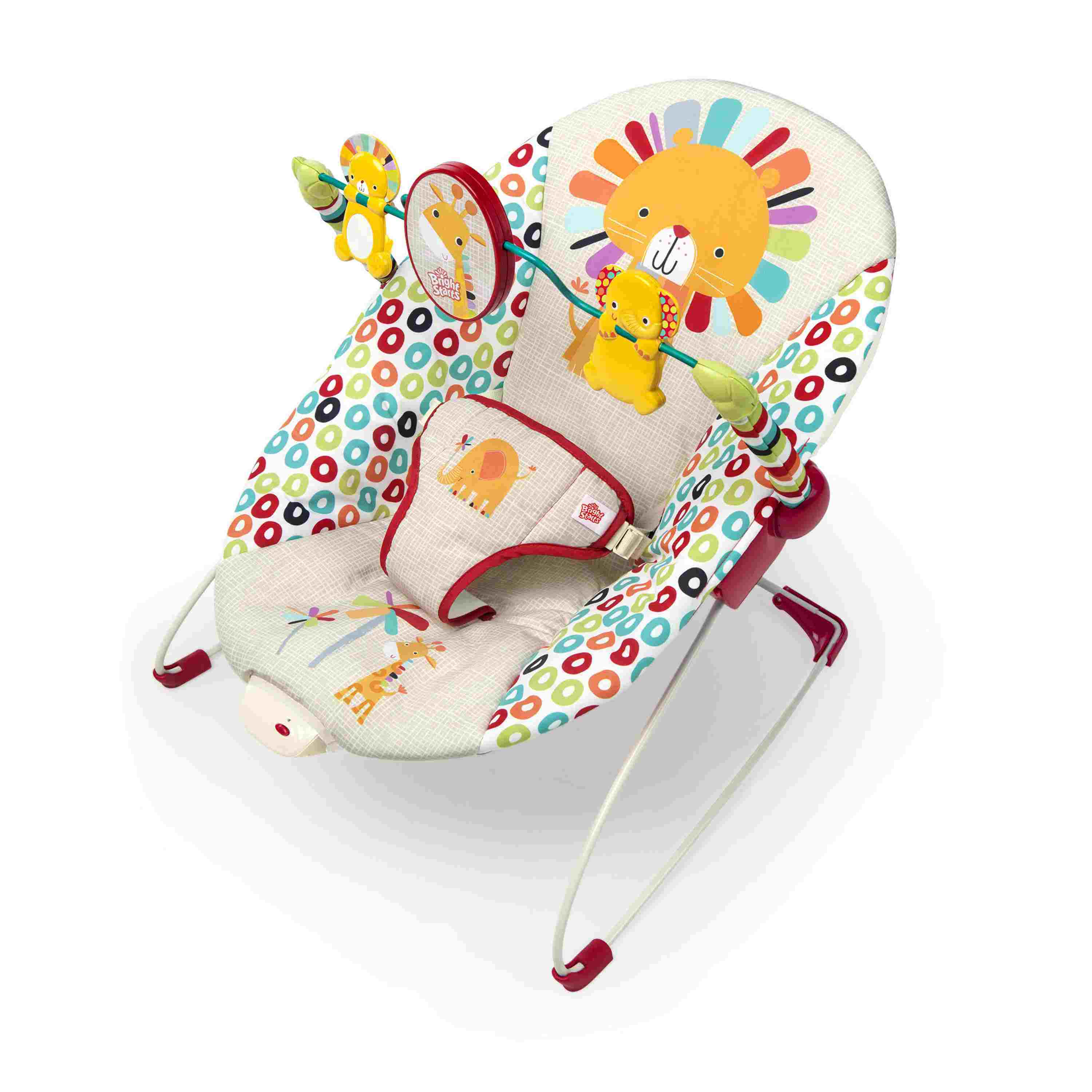 infant bouncy chair cover hire mornington peninsula the 7 best baby bouncers to buy in 2019 budget bright starts playful pinwheels bouncer
