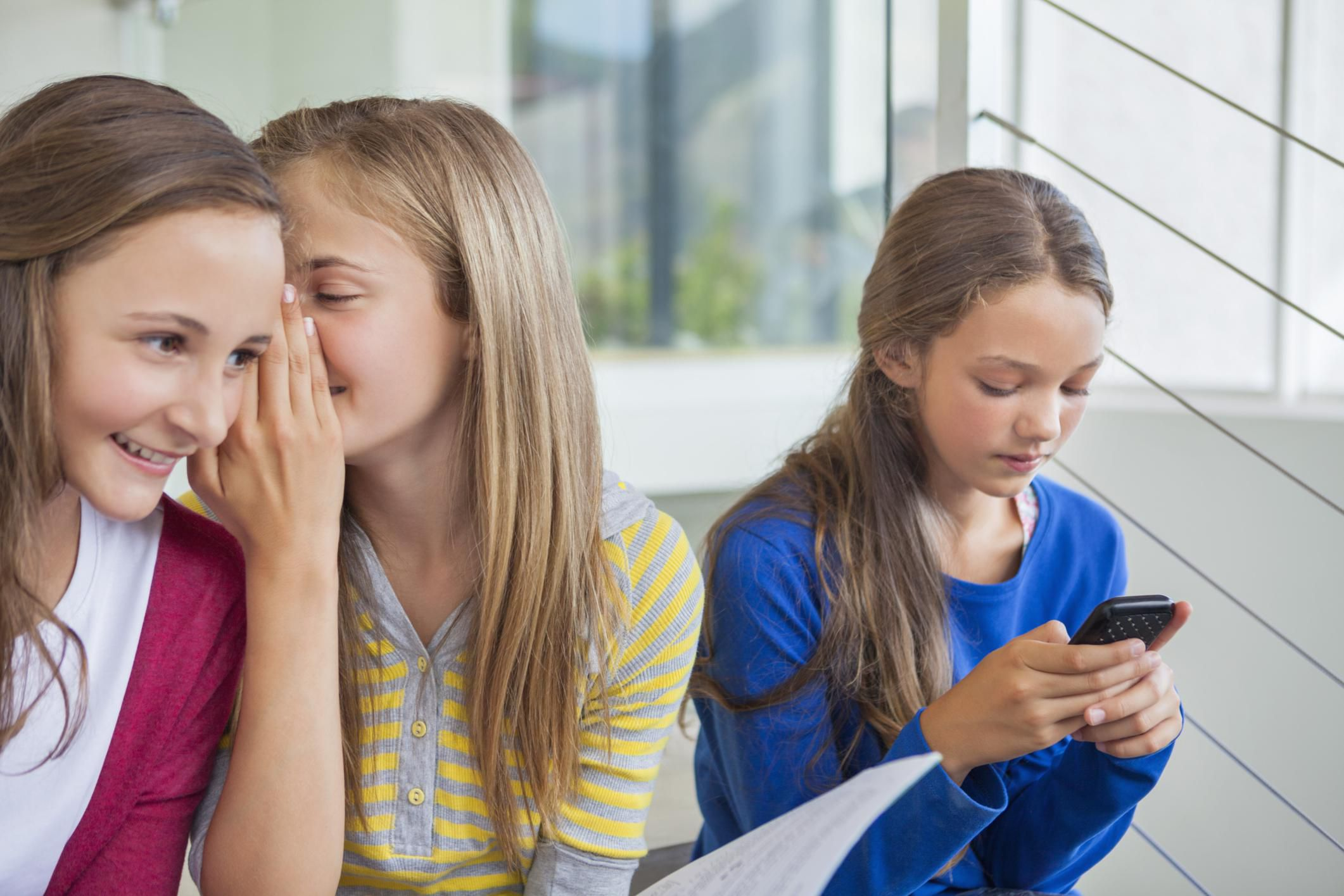 Forms Of Social Aggression In Tweens