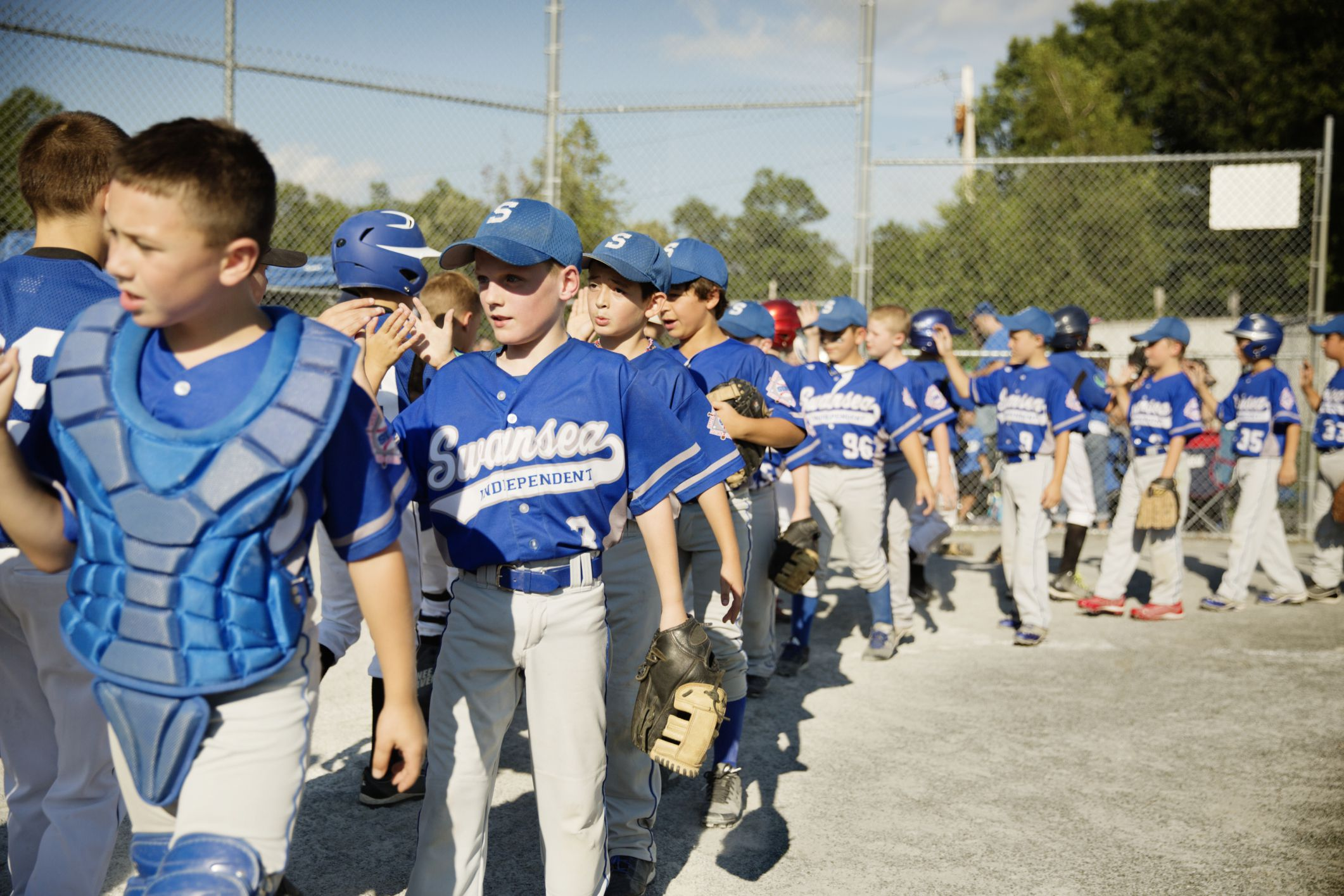 Teaching Kids Good Sportsmanship