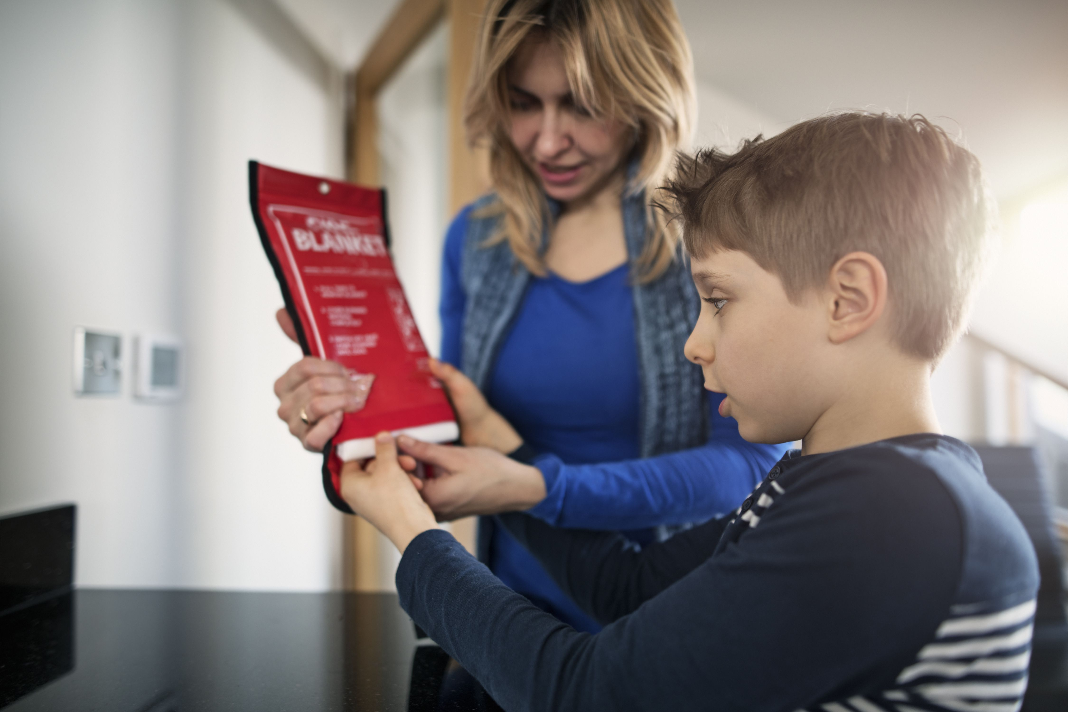 Tips For Teaching Kids About Fire Safety