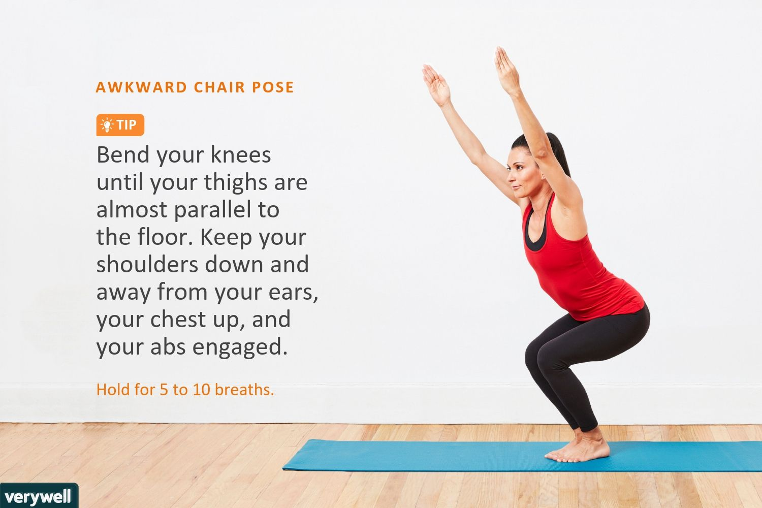 yoga chair pose mayfair dining chairs set of 2 how to do awkward utkatasana show article table contents