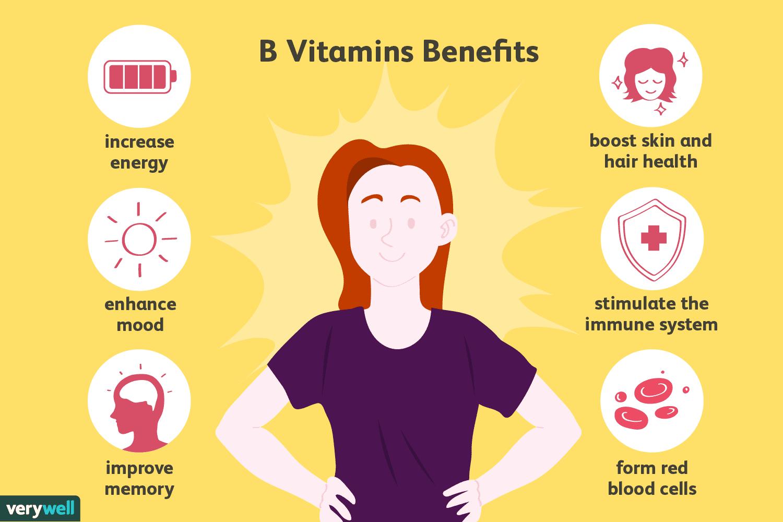 B Complex Vitamins Sources And Benefits