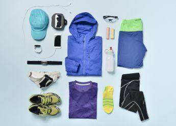 An Athlete's List of Gym Bag Essentials