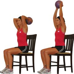 Chair Gym Before And After Staples Sidley Seated Upper Body Workout From Your