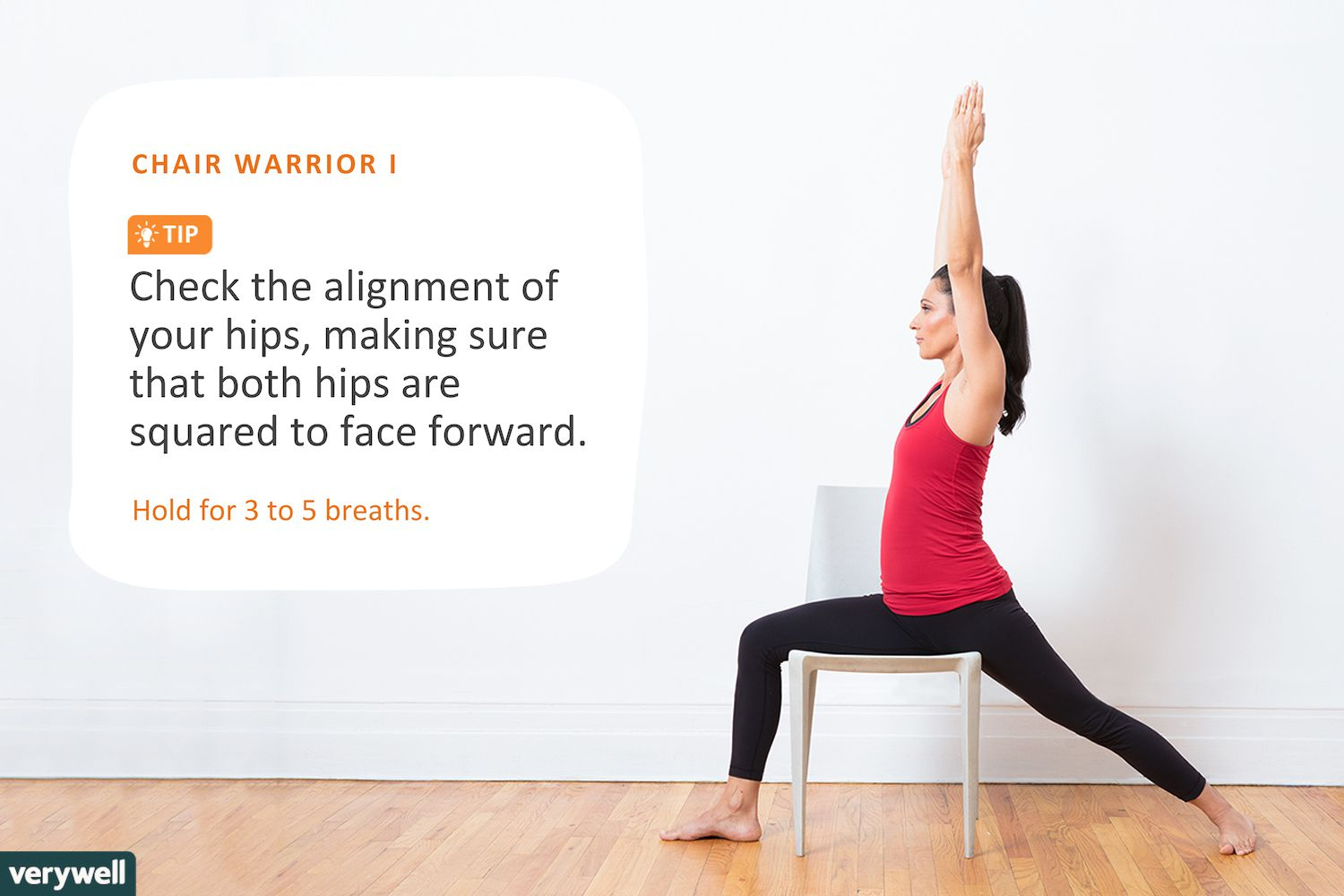 yoga chair pose youtube 10 poses for home practice woman doing warrior