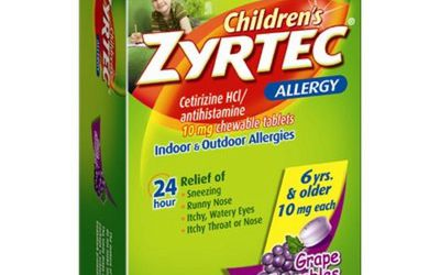 Singulair Medication for Children With Allergies