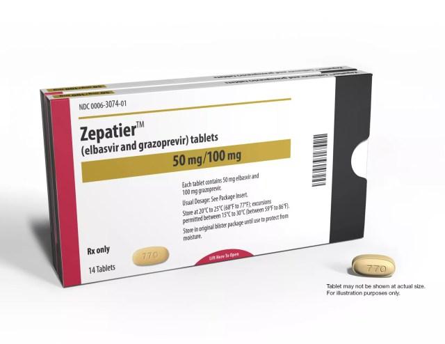 zepatier pill box