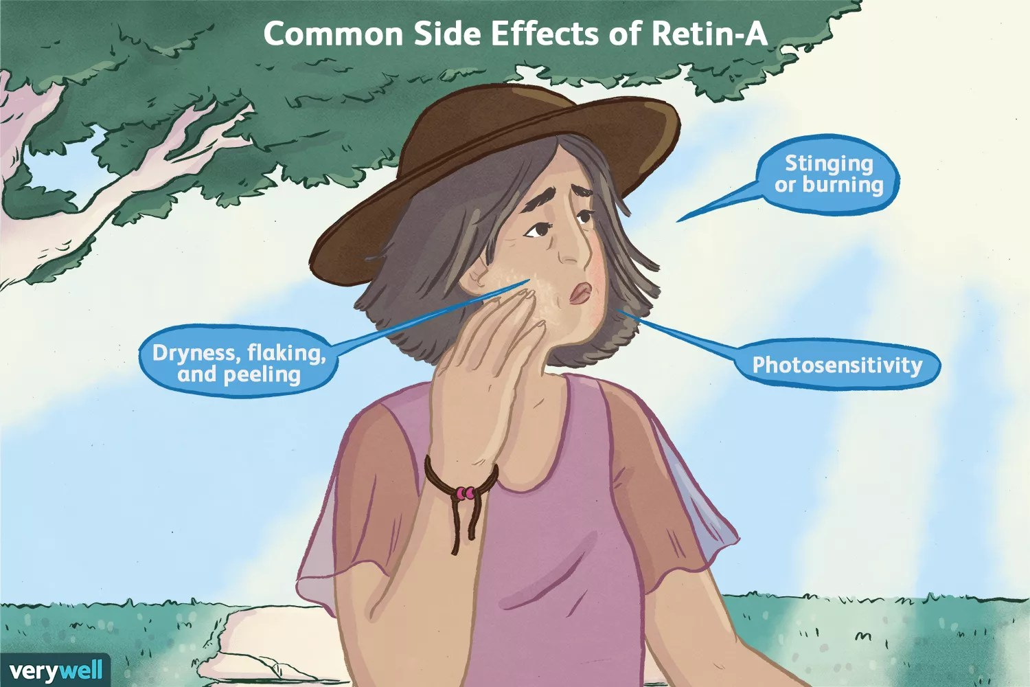 Common Side Effects of Retin-A