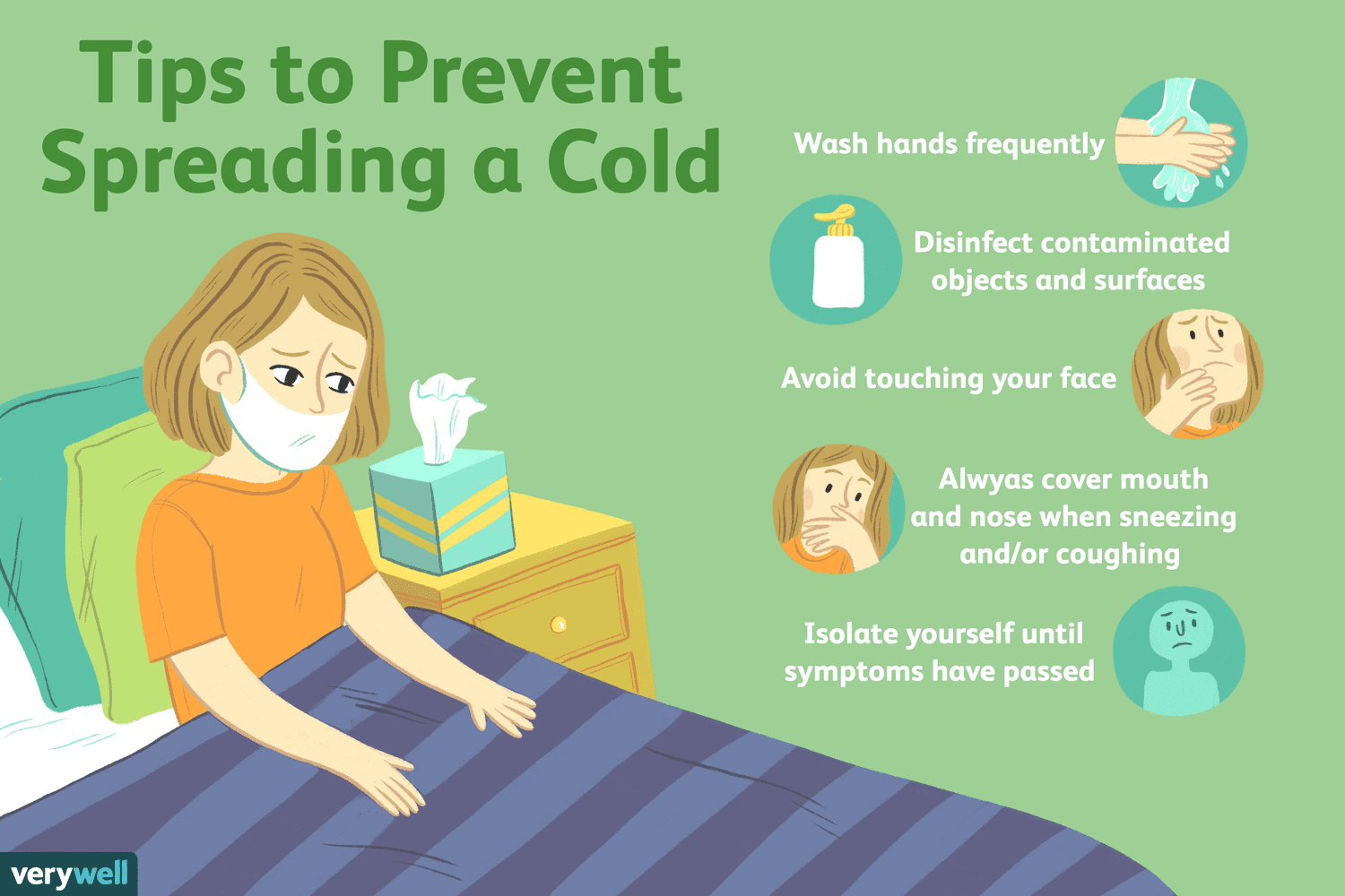 Common Cold: Causes, Symptoms, Diagnosis, Treatment, and Prevention