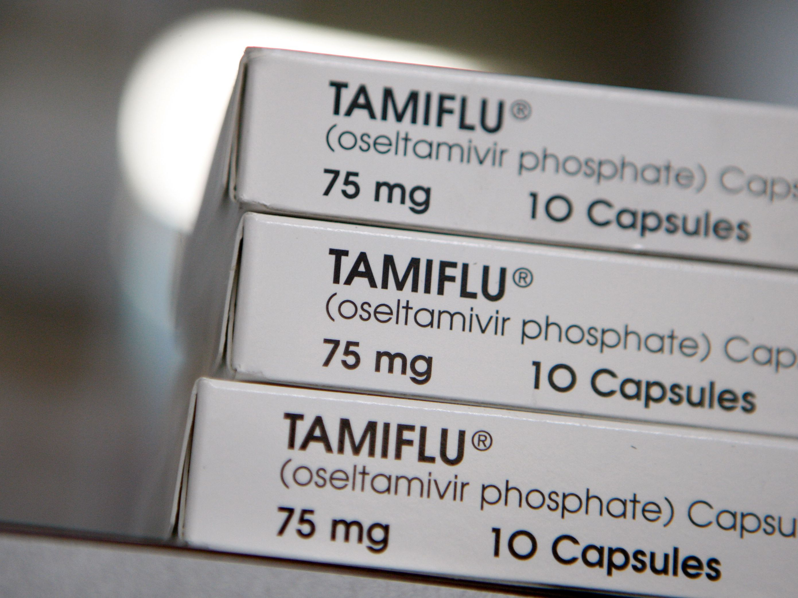 Taking Tamiflu to Treat the Flu