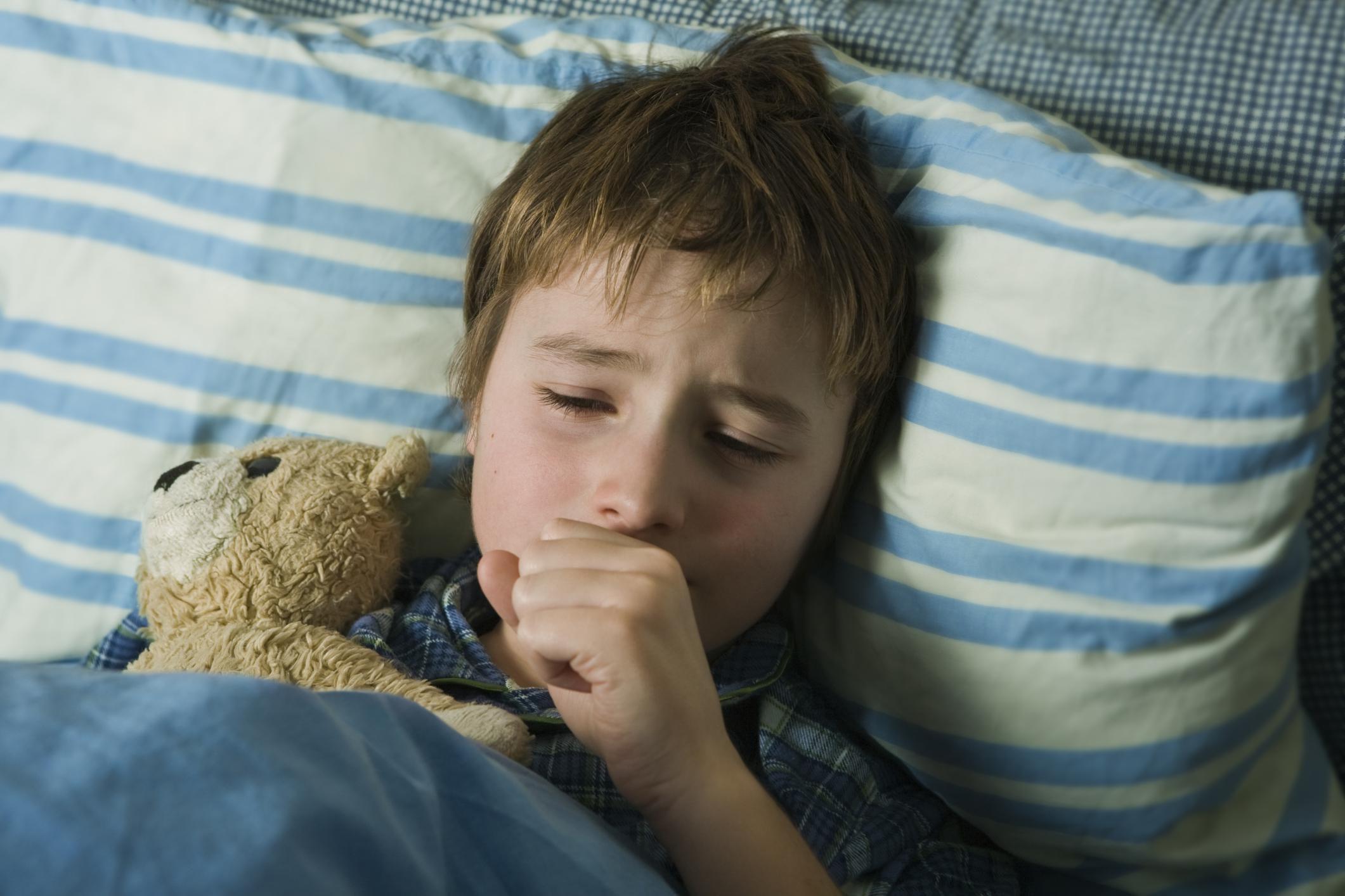 Recognizing Early Flu Symptoms in Children
