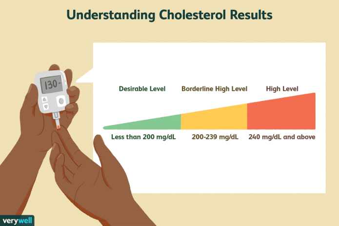 What Is Total Cholesterol and What Does It Mean?