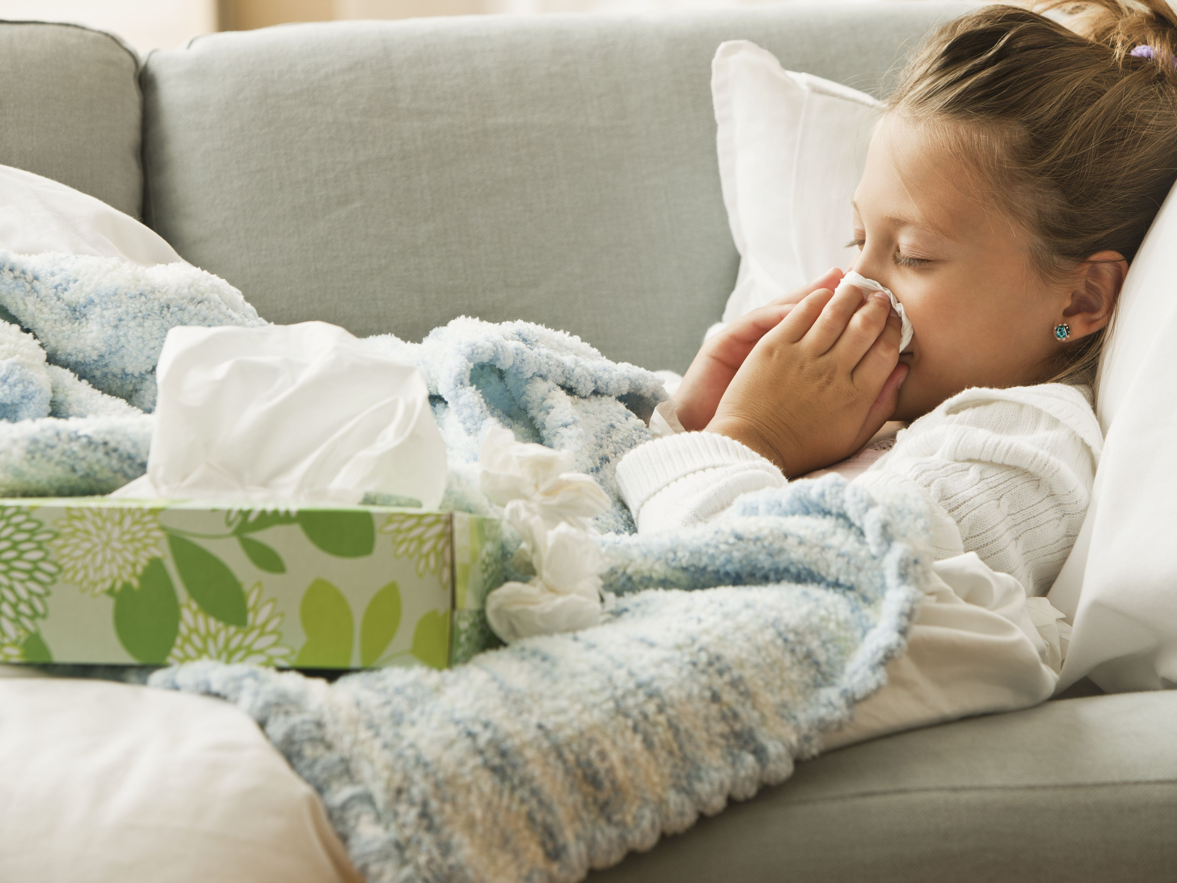 Chronic and Recurrent Symptoms of Childhood Illnesses