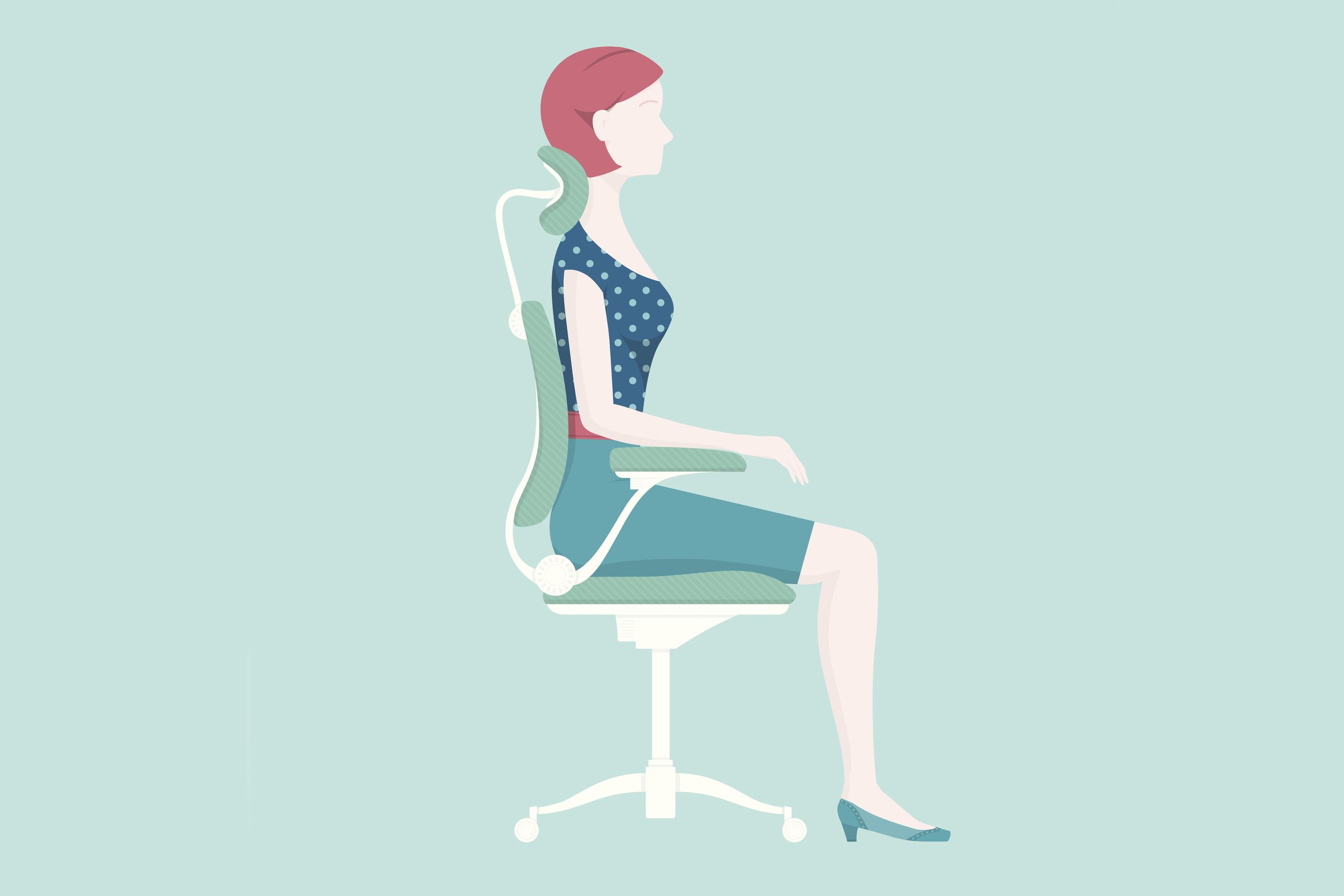 best chair after neck surgery and stool heights 5 posture training exercises to reduce pain sagging