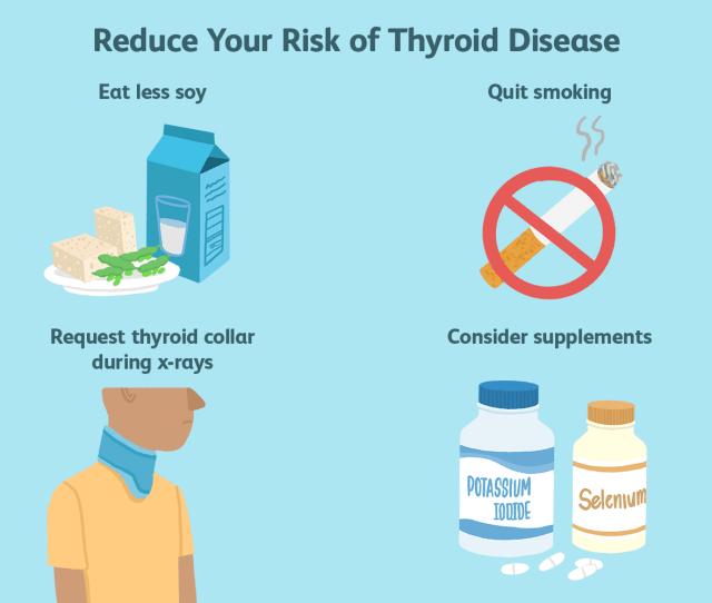 Reduce Risk Of Thyroid Disease