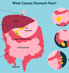 causes of stomach pain [ 1500 x 1000 Pixel ]