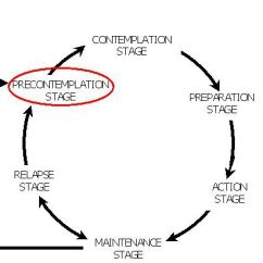 Stage Directions Diagram Person Pioneer Dvc Sub Wiring The Stages Of Change Model Overcoming Addiction Showing Precontemplation In