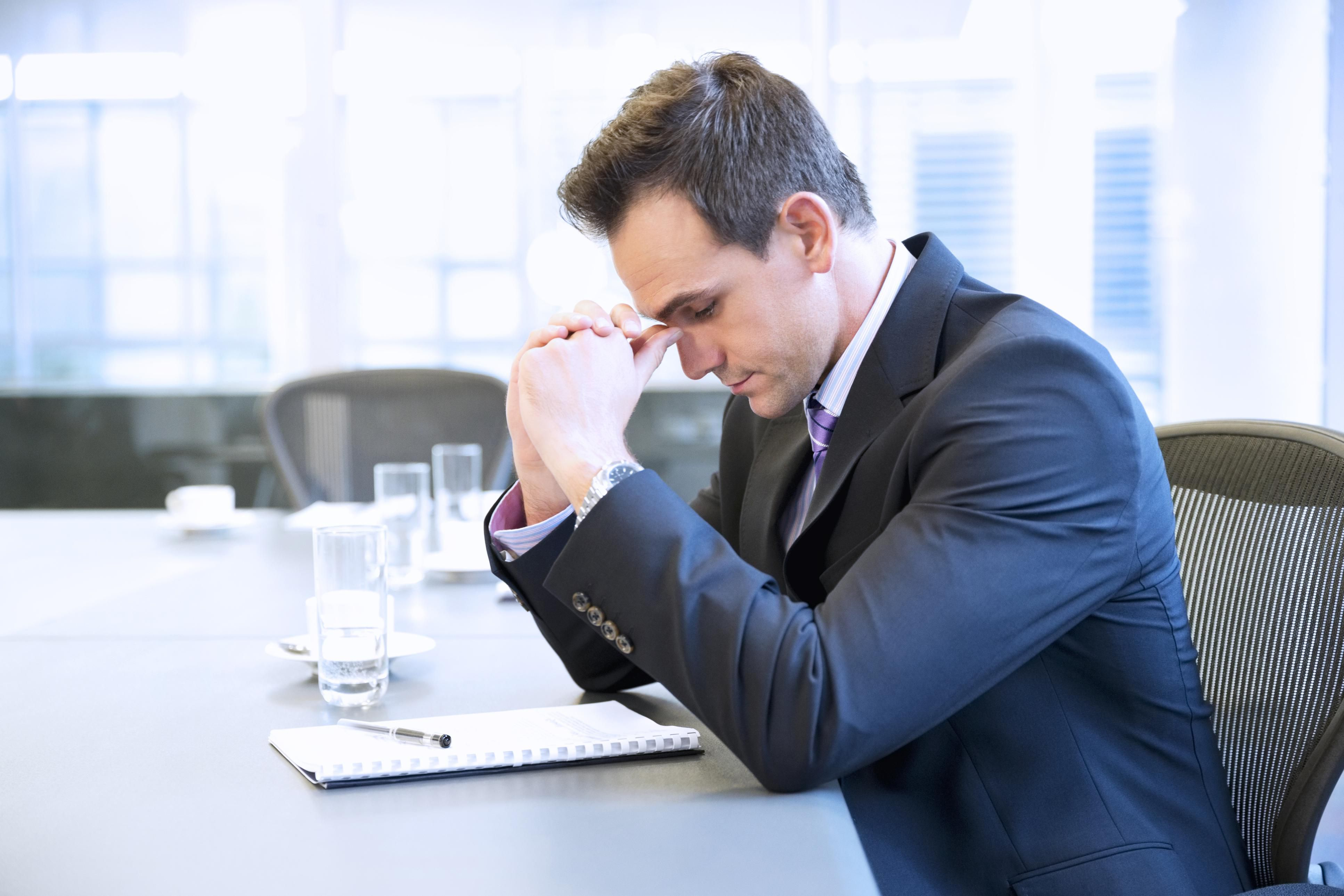 Signs And Symptoms Of Stress In Men