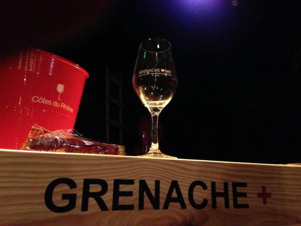 G-night au Délirium - OFF  salon Découvertes en Vallée du Rhône 2013 - DVR2013