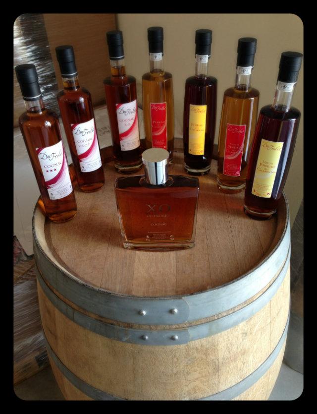 Cognac-et-Pineau-des-Charentes-Du-Frolet