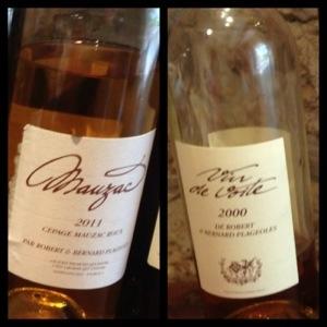 Mauzac Roux et Vin de Voile - Plageoles - Gaillac