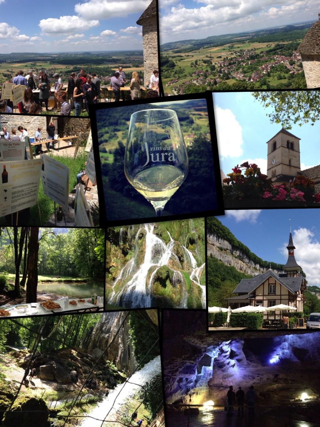 Oenotourisme-Vinocamp Jura 2013