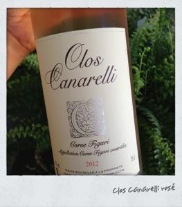 Rosé - Clos Canarelli - Corse