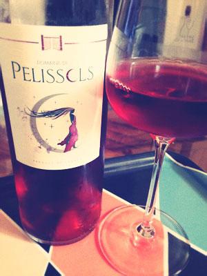 Rosé-Domaine-de-Pélissols