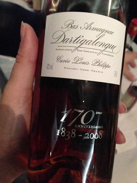 Armagnac-Dartigalongue-Vinocamp Armagnac Gascogne 2015
