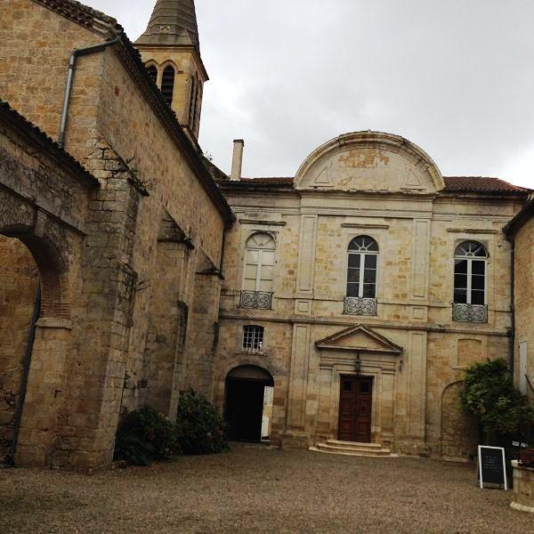 Entrée-Château-de-Cassaigne- Vinocamp Armagnac Gascogne 2015