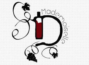 logo Mademoiselle D en cours de création