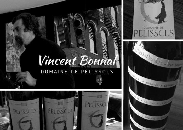 Vincent Bonnal du Domaine de Pelissols