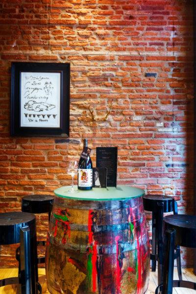 Entree bis Chez Gaure - La Table du Vigneron - Credit Photo Alice Leveque