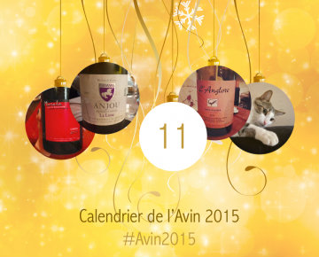 Calendrier de l'Avin 2015 d'Eva - 11e jour