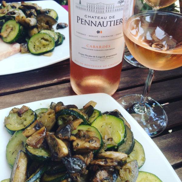Vins rosés - Château de Pennautier rosé AOC Cabardès