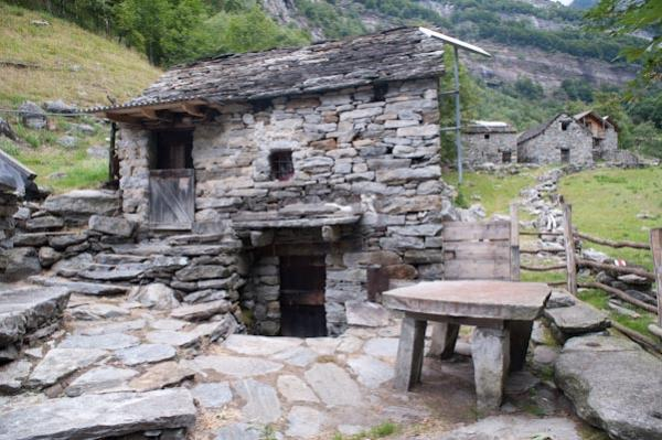 Vacation in Ticino  Verzasca Valley  holiday homes hiking rustici accommodation excursions