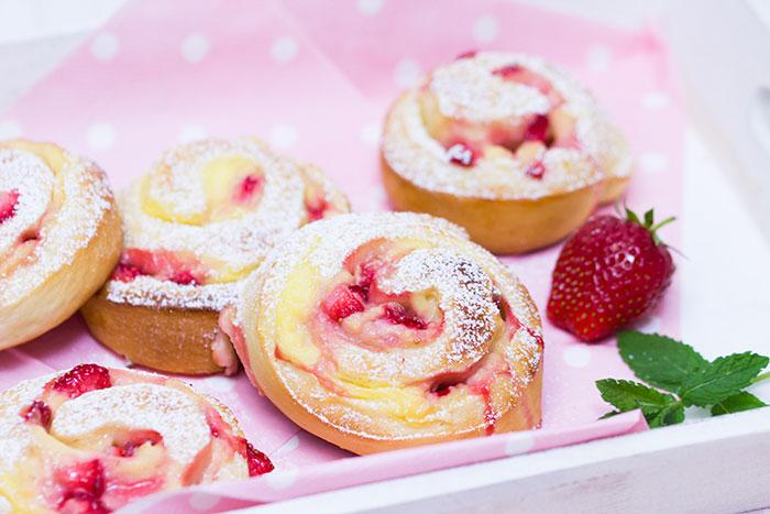 Erdbeer Rezepte Herzhaft k stliche erdbeer rezepte von s