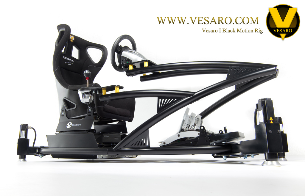 flight simulator chair motion x rocker spider wireless game buttkicker vesaro share