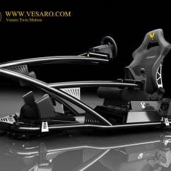 Flight Simulator Chair Motion Restaurant Repair Pc Racing Seat Vesaro Share